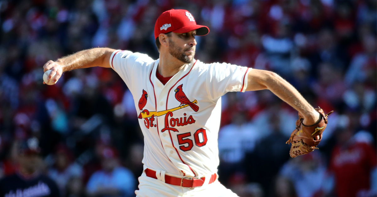 Adam Wainwright, Wainwright defends his decision to wear a BLM t-shirt