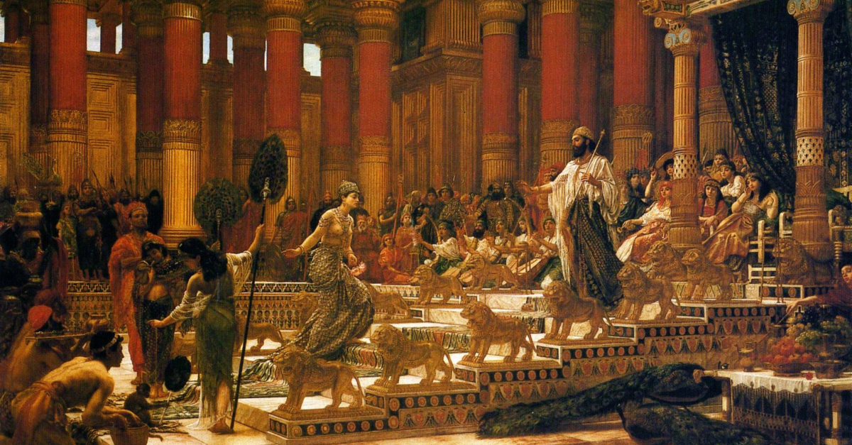 King Solomon in the Bible: His Story and Words of Wisdom