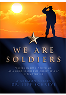 We Are Soldiers book series from From His Heart ministries