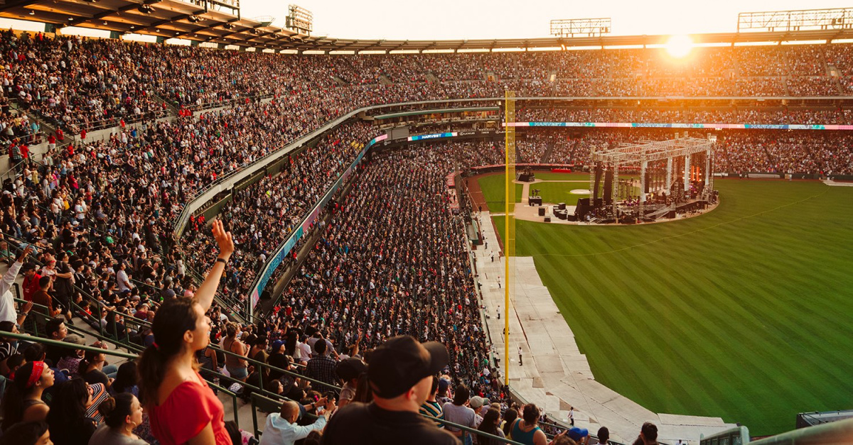 This Year, Harvest Crusade Takes Shape as a Cinematic Event
