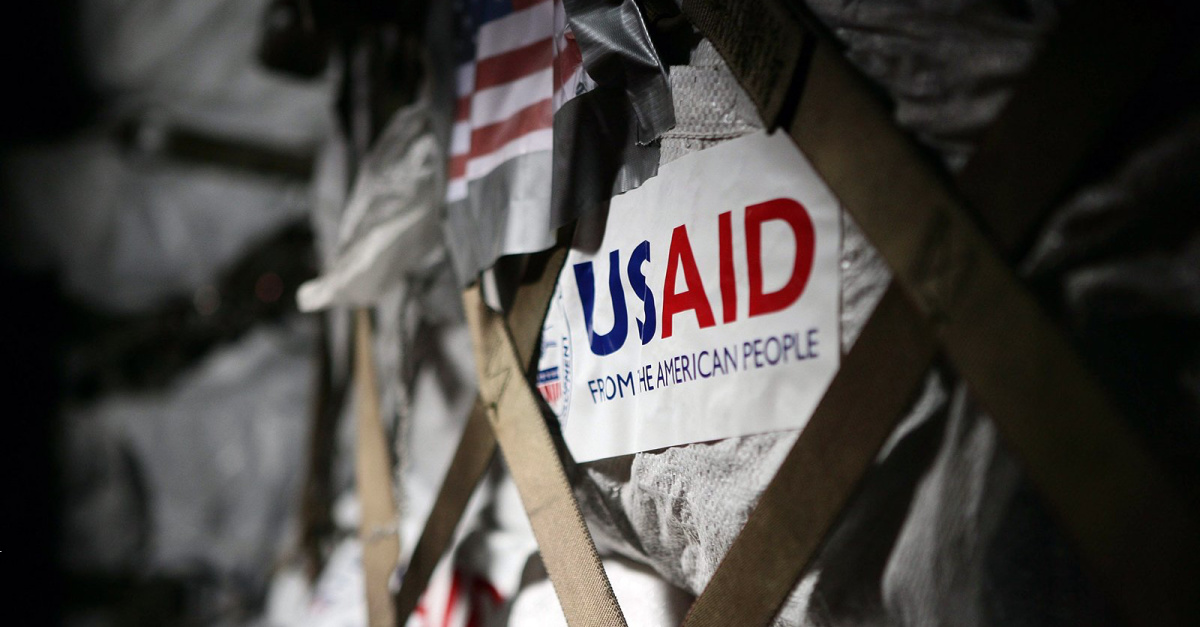 A USAID Plane, USAID employee resigns over criticism of her Christian beliefs