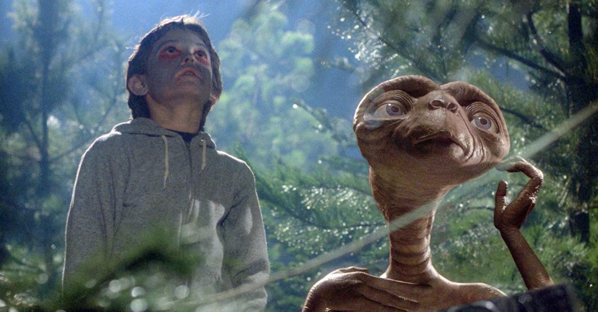 Still from ET