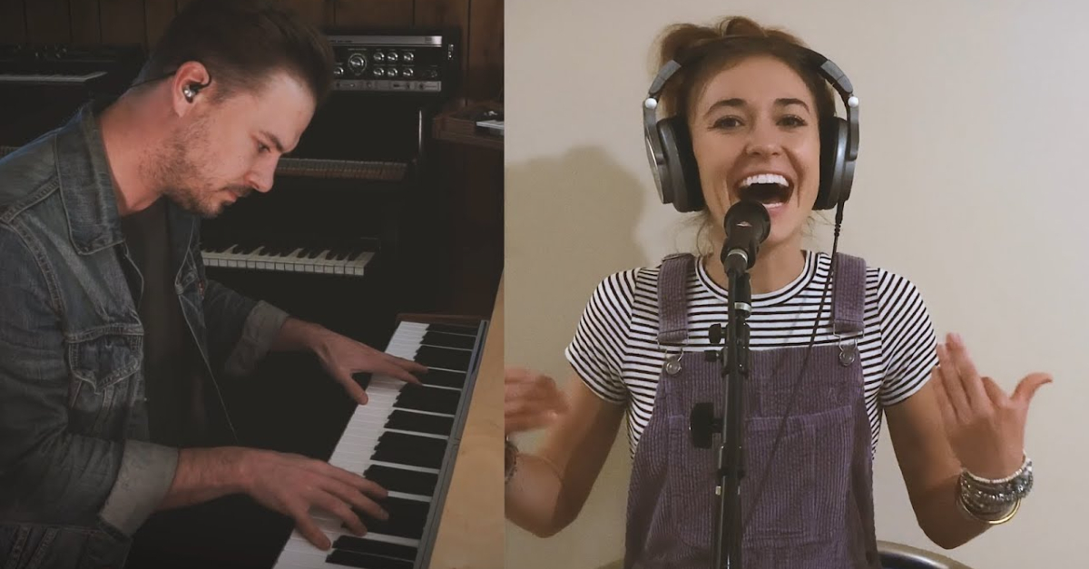 Lauren Daigle Performs 'Look Up Child' from Home