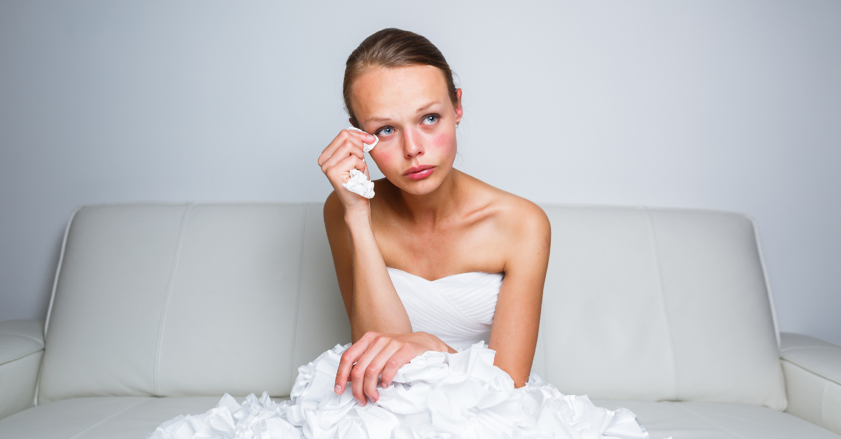 A Comforting Letter to a Disappointed COVID Bride