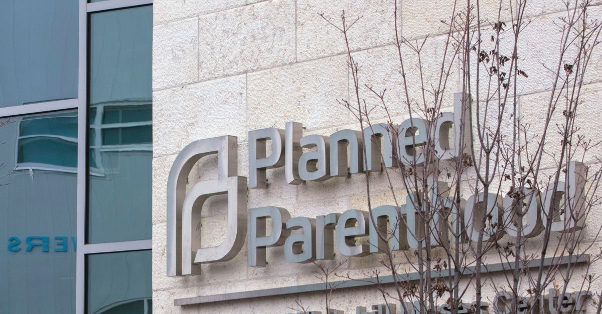 Planned Parenthood Does Not Qualify for Small Business Rescue Loans, Trump Admin. Asserts