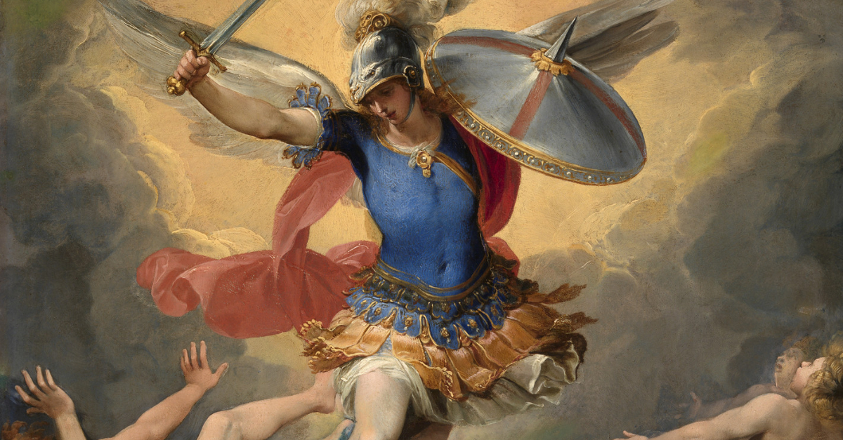 Pray to Saint Michael the Archangel: Historical Prayers
