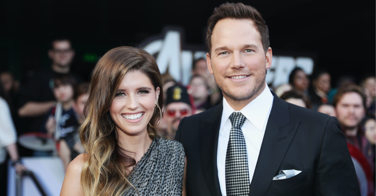 'Children Are a Heritage From the Lord': Chris Pratt, Katherine Schwarzenegger Celebrate the Birth of New Baby Girl