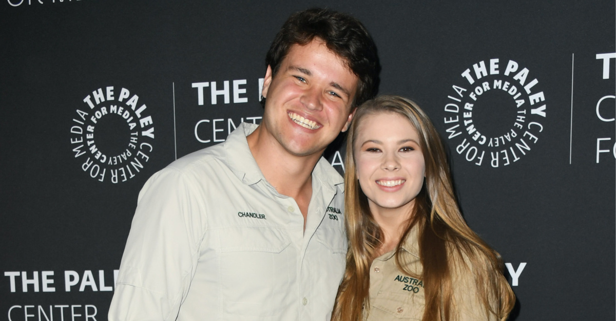 Bindi Irwin Announces Pregnancy, Asks for Prayers for Her Future Baby
