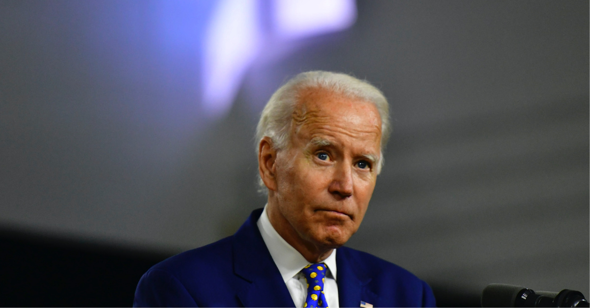'No Space for Us': Democrats for Life Executive Director Speaks Out against Joe Biden