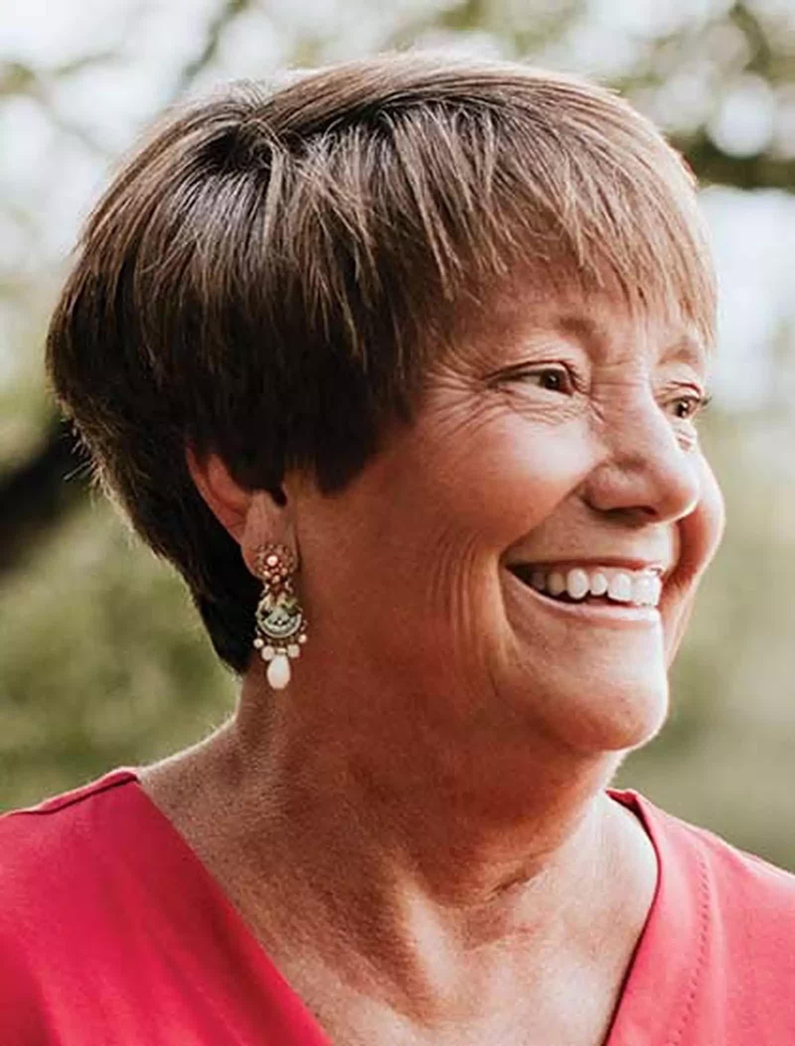 headshot of author Sharon Hersh