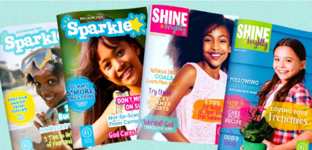 p31, encouragement for today, shine magazine SIZED