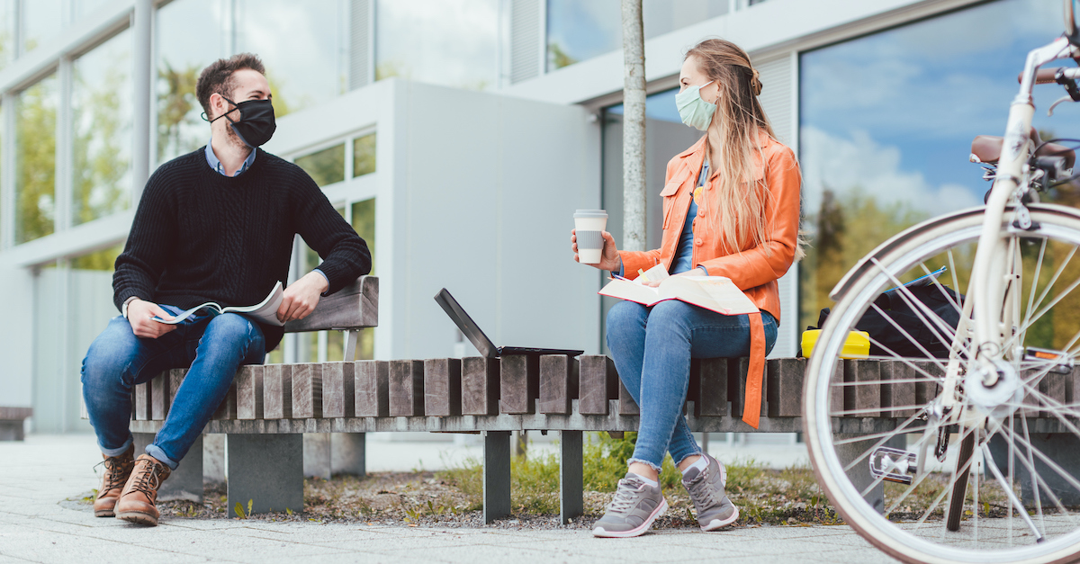 A Back to School Prayer for College Students
