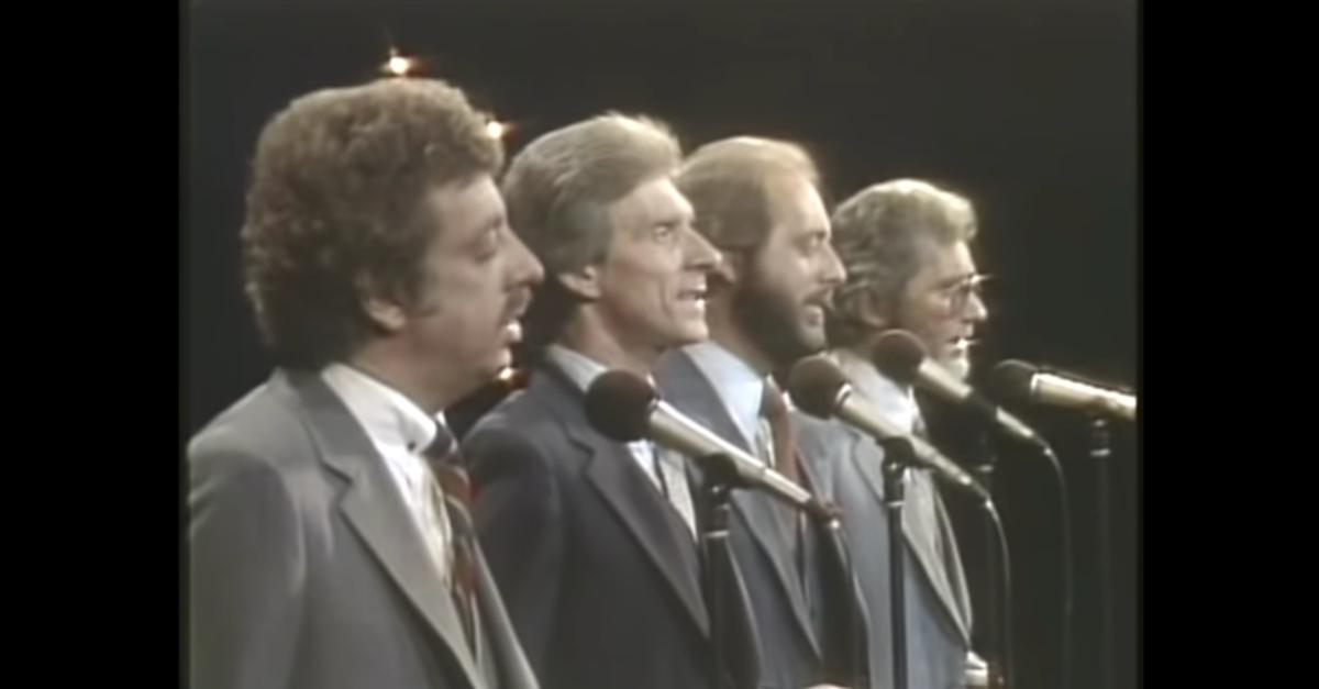 statler brothers singing godtube