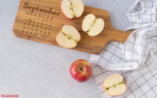 September 2020 - Apples mobile phone wallpaper