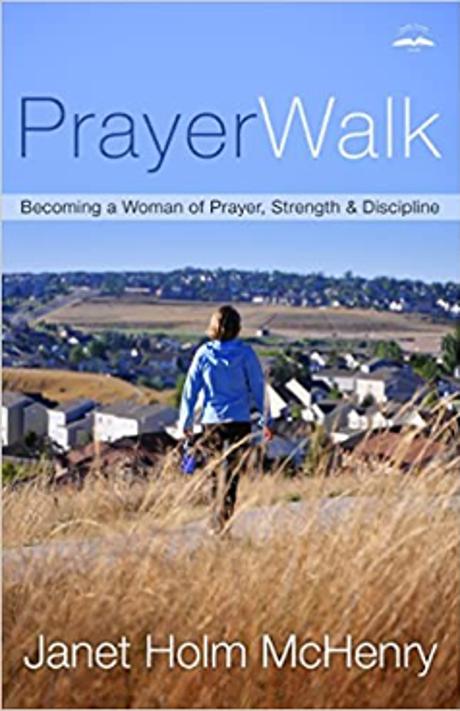 Prayer Walk arise bookcover