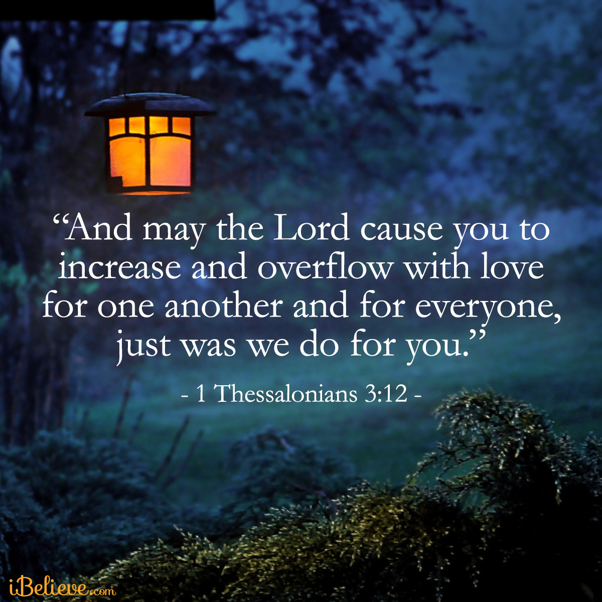 1 Thessalonians 3:12 square image