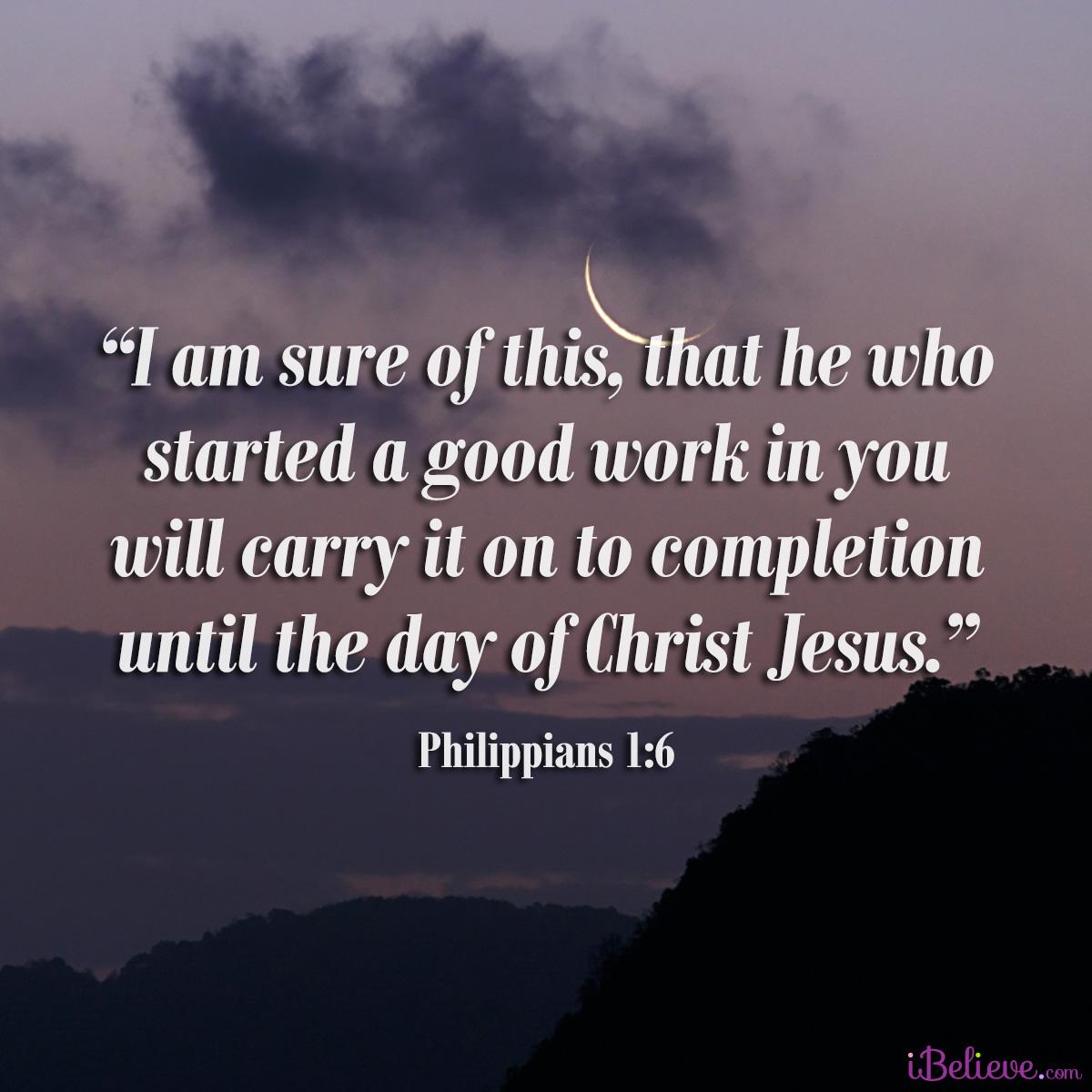 Philippians 1:6 square