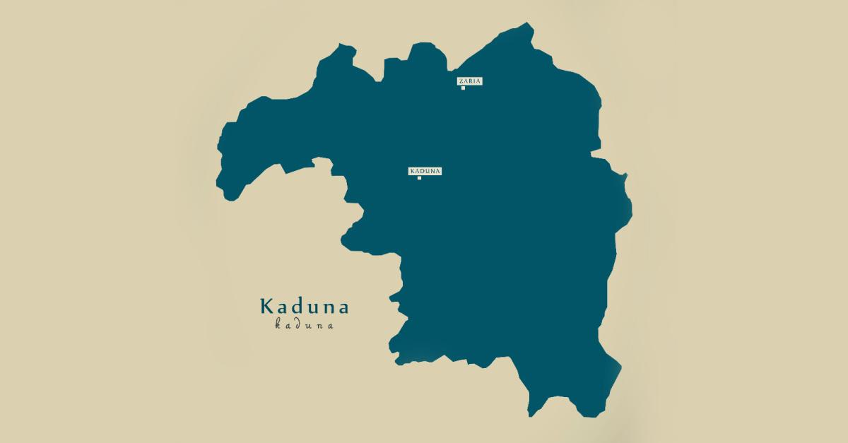 Kaduna State map, Christians killed and children kidnapped in Nigeria's Kaduna state