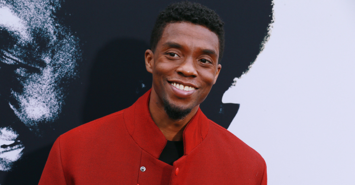 Chandwick Boseman, The late Boseman was an outspoken Christian