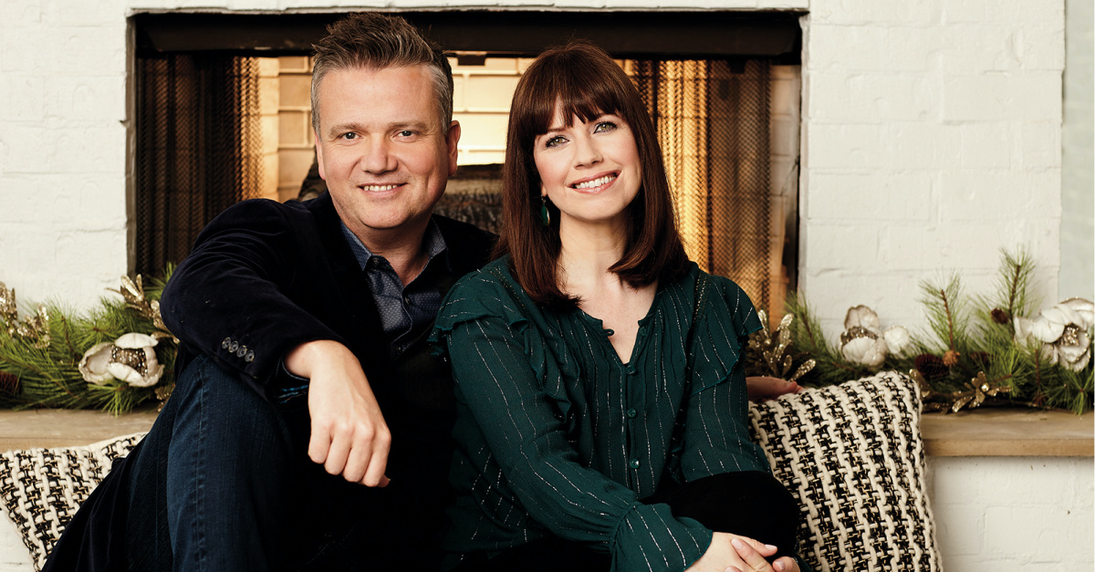 Keith and Kristyn Getty, The Getty's launch a conference to encourage worship