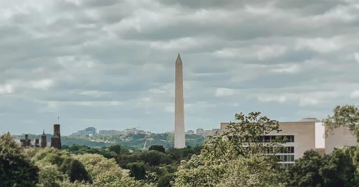 Washington Monument, Group in DC Targets Washington Monument and Jefferson Memorial for Removal and Relocation or Contextualization