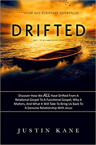 cover of book Drifted by Justin Kane