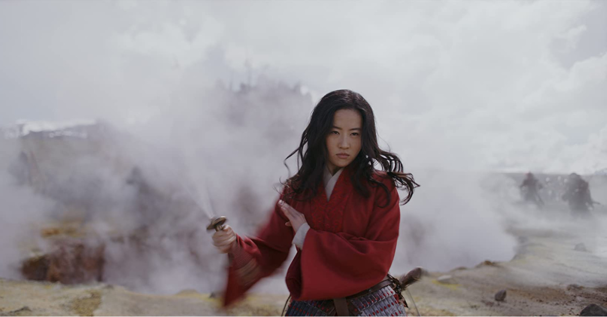 a still from Disney's live-action Mulan, things you should know about Disney's live-action Mulan