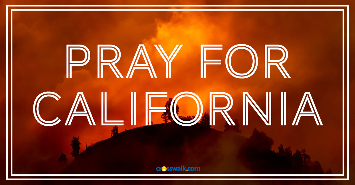 pray for california wildfires