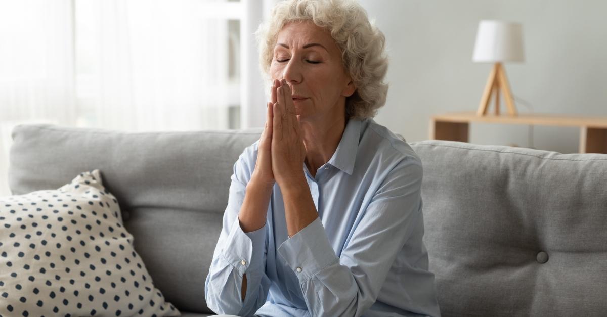 sympathy prayer