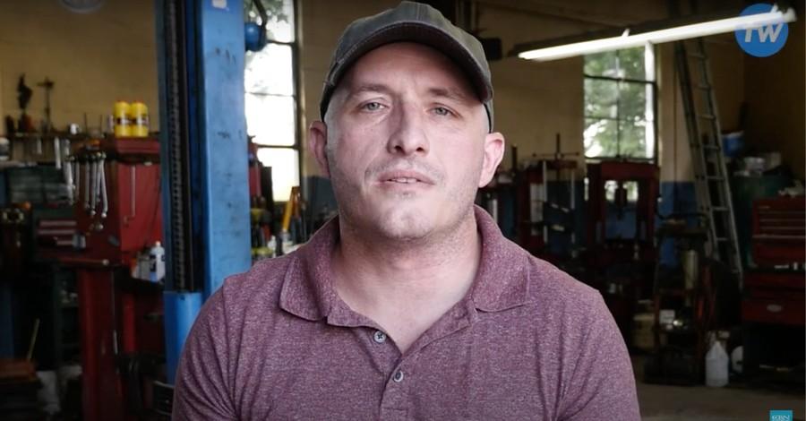 Brett Lynn, Lynn shares why he forgave the man who stabbed him