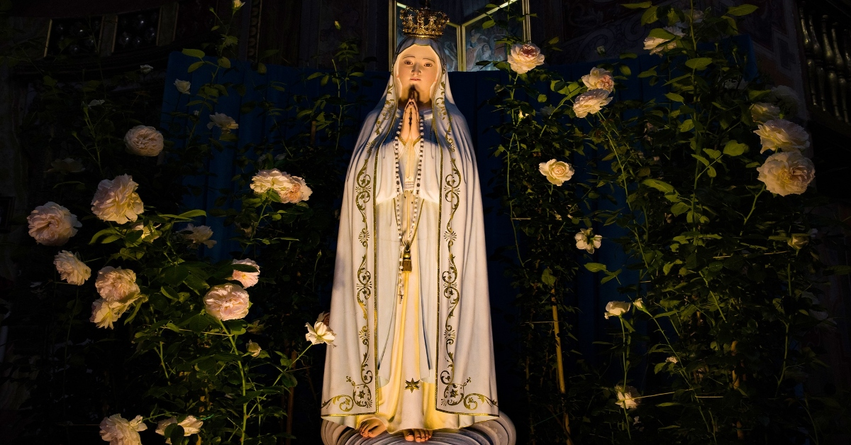 Immaculate Conception Became Catholic Doctrine