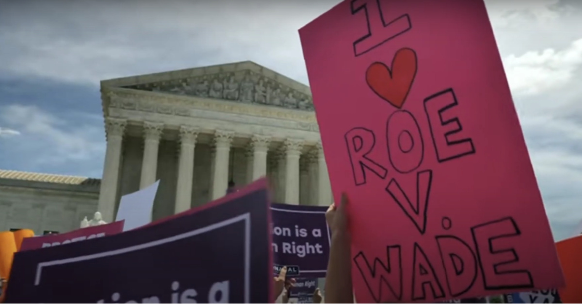 Roe V Wade Signs, Things to know about 'Divided Hearts of America'