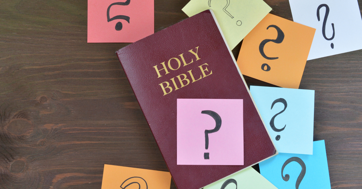 8. Why Did People Live So Long in the Bible?