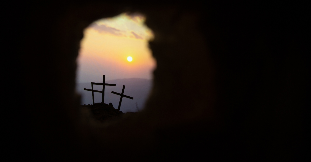 """He is not Here for He is Risen"" – How to Find Everyday Hope in an Empty Tomb."