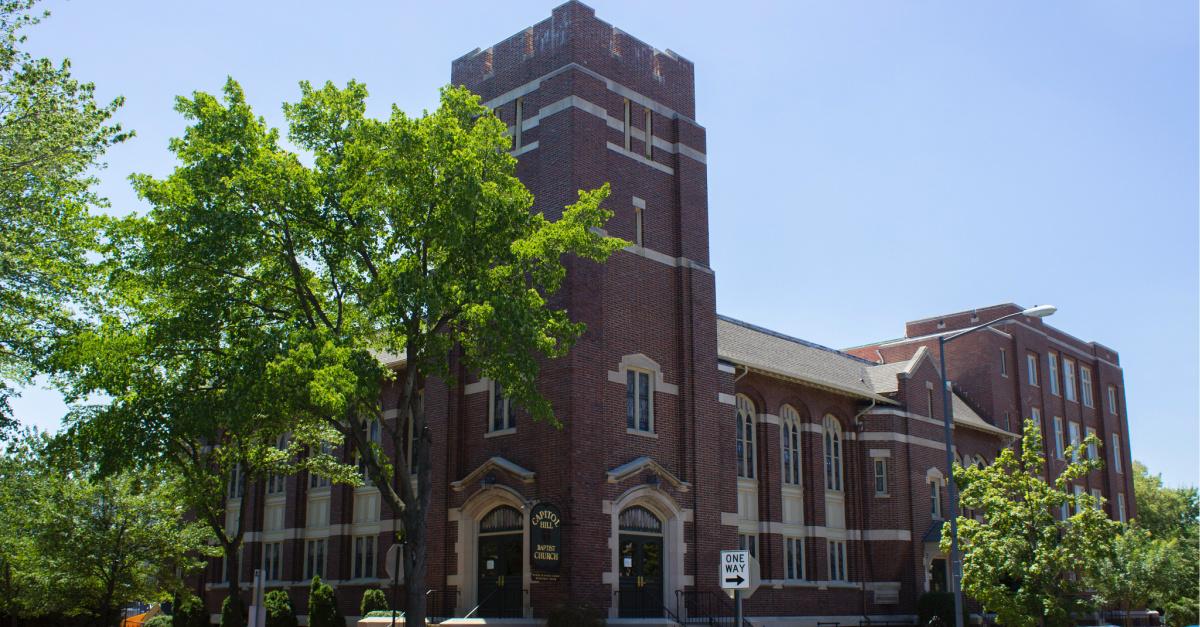 Capitol Hill Baptist Church, CHBC files lawsuit against Washington DC