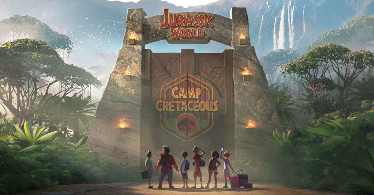 1. <em>Jurassic World: Camp Cretaceous</em> (Netflix – kids and teens)&nbsp;