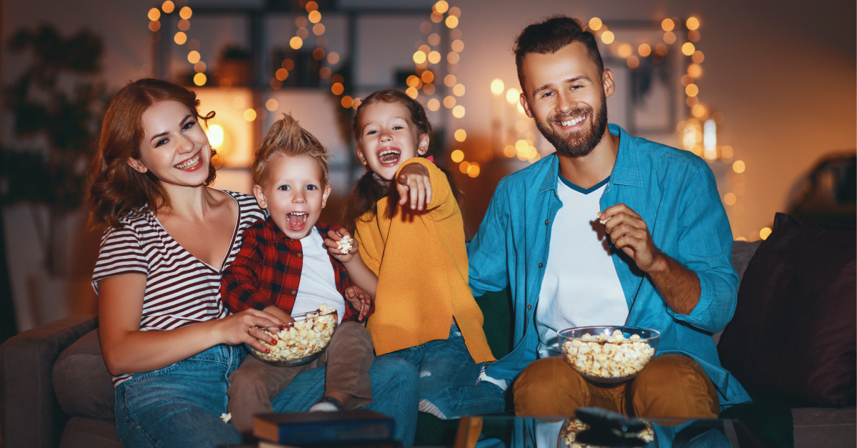 Family movie night, 7 new movies coming to streaming sites