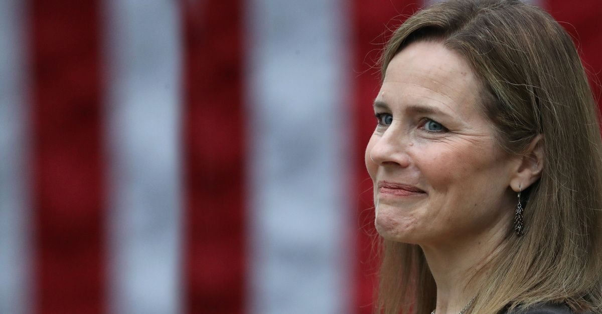 What a Self-Described Liberal Said about Amy Coney Barrett
