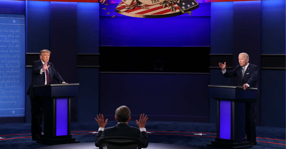 Who Won the Debate? Remembering How God Measures Success