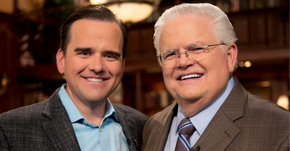 'Jesus Is the Cure': Megachurch Pastor John Hagee Recovers from COVID-19