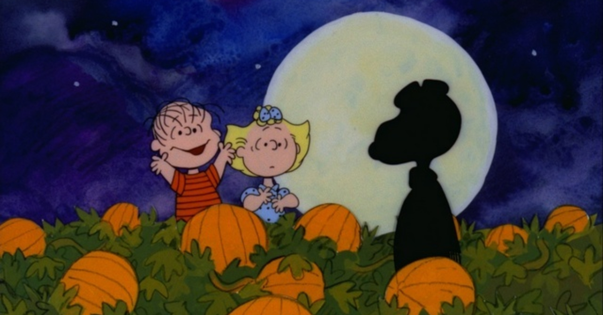 It's the Great Pumpkin, Charlie Brown movie