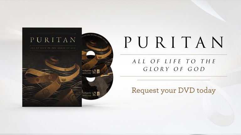 Truth For Life Recourse B, Puritans DVD offer