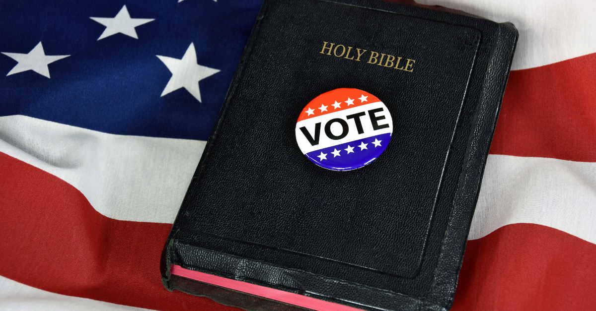 how to vote biblically