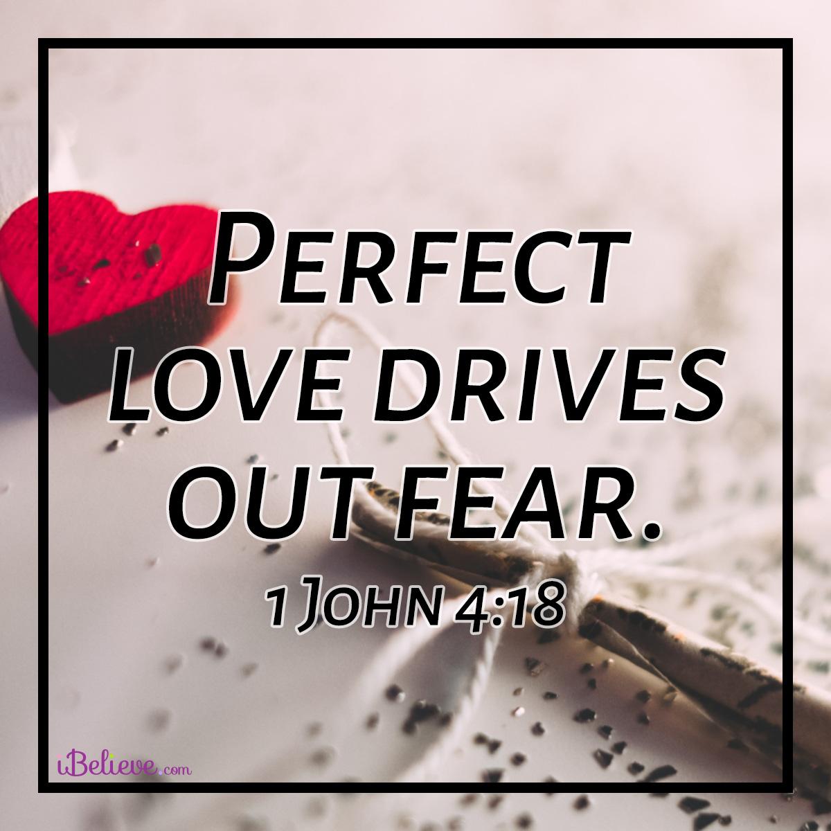 1 John 4:18 sq
