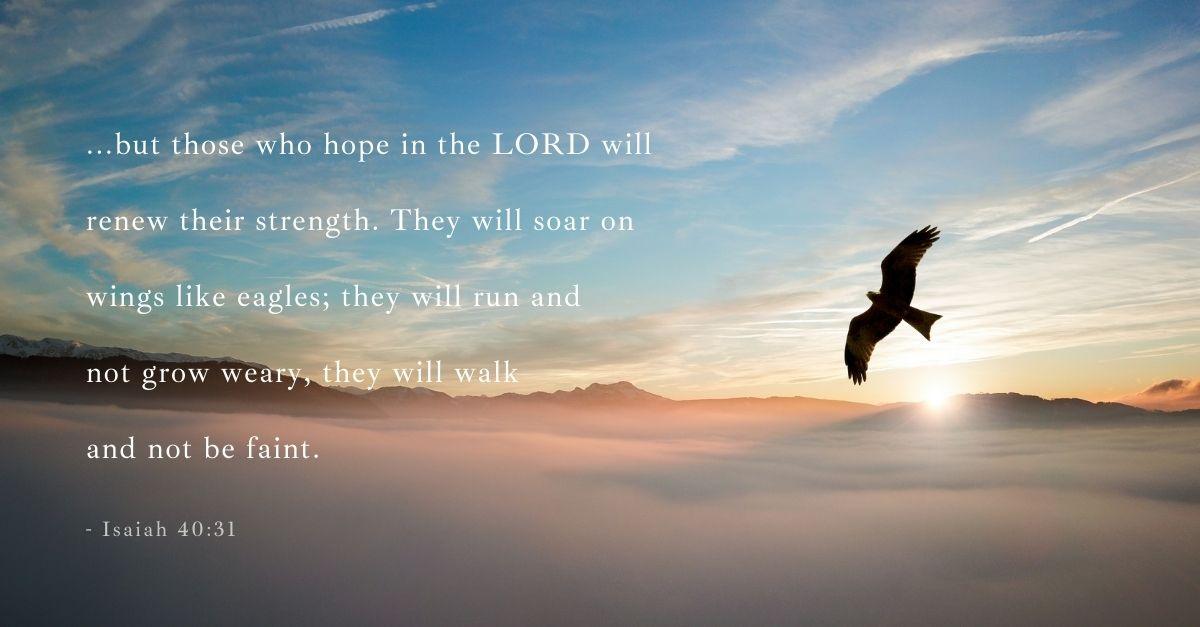 bible verse for strength over stress