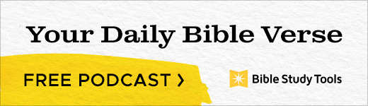 Your Daily Bible Verse Podcast Banner Ad