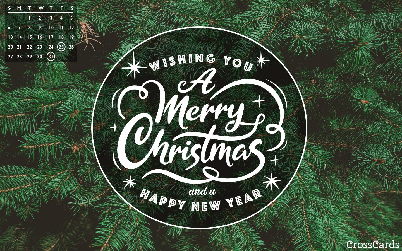 December 2020 - Merry Christmas! mobile phone wallpaper