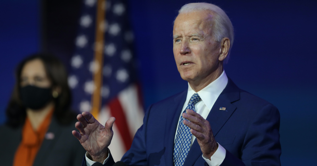 Pro-Life Catholic Group Rebukes Bishops for Congratulating Joe Biden: They Are 'Spitting at the Face of Christ'