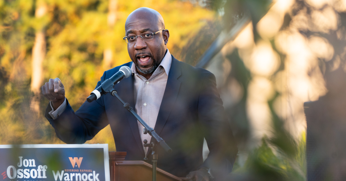 High-Profile Christians Respond to Raphael Warnock's Assertion that He Is a 'Pro-Choice Pastor'