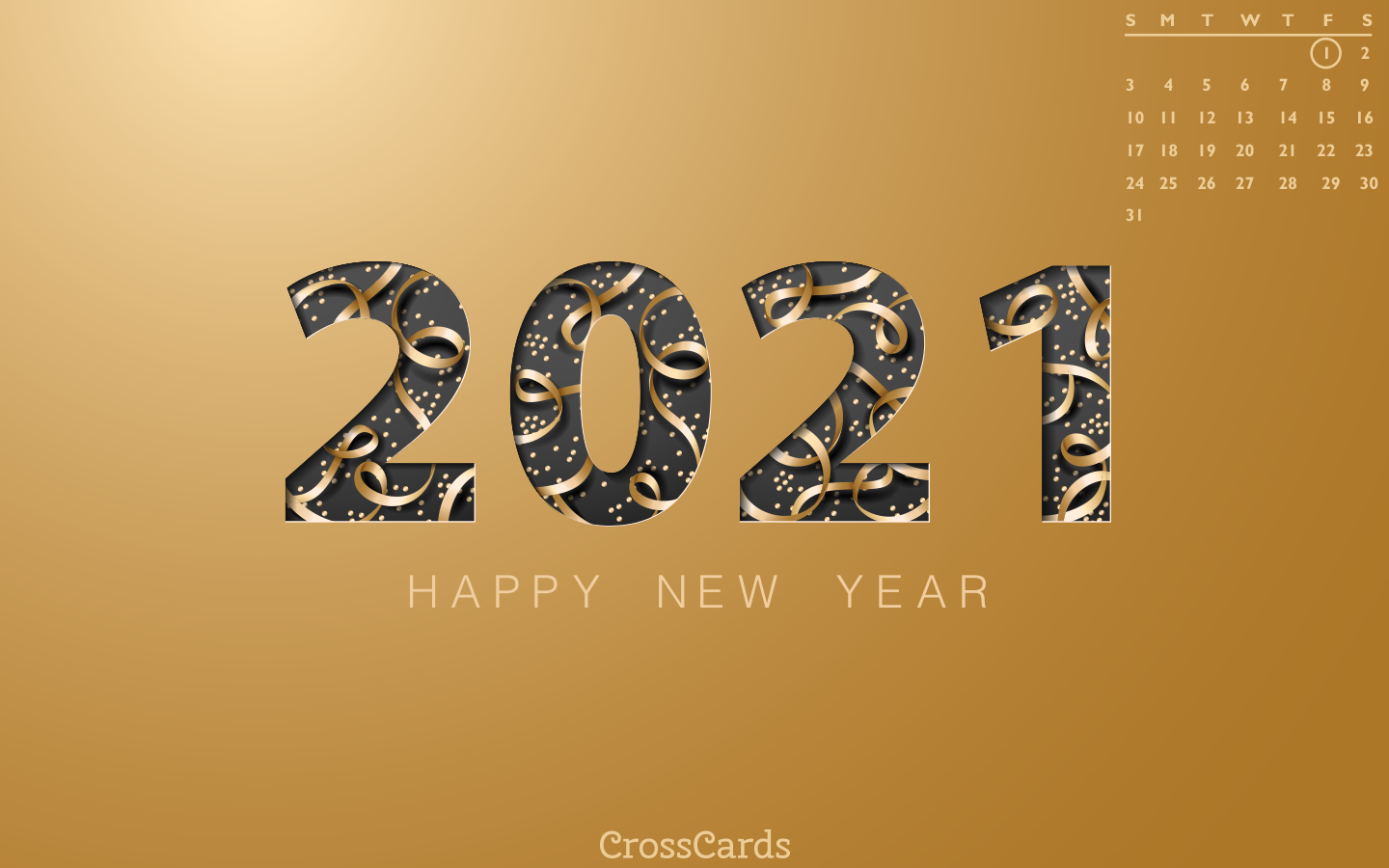 January 2021 - Happy New Year! mobile phone wallpaper